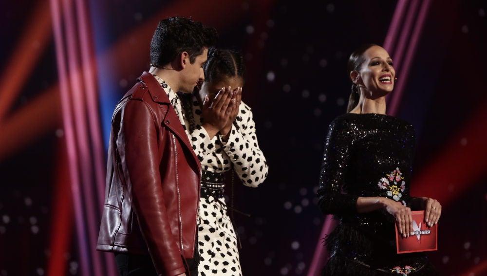 Linda Rodrigo se convierte en semifinalista de 'La Voz'