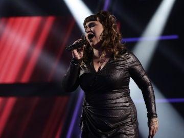 Lia Kali canta 'Roxanne' en los Directos de 'La Voz'