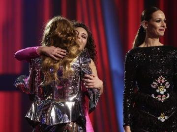 Viki Lafuente se convierte en semifinalista de 'La Voz'