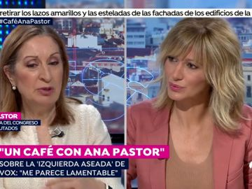 """Ana Pastor, sobre la """"izquierda aseada"""" de Vox: """"Es lamentable, a las personas no se las puede medir por cómo van vestidas"""""""