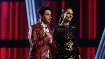 """Alex Palomo, con la voz entrecortada se despide de 'La Voz': """"Me falta mucha música que dar"""""""