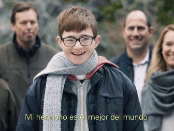 'La suerte de tenerte', la emocionante campaña por el día mundial del síndrome de Down