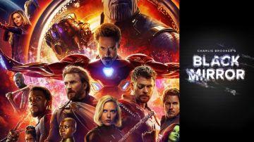 Una estrella de Marvel aparecerá en 'Black Mirror'