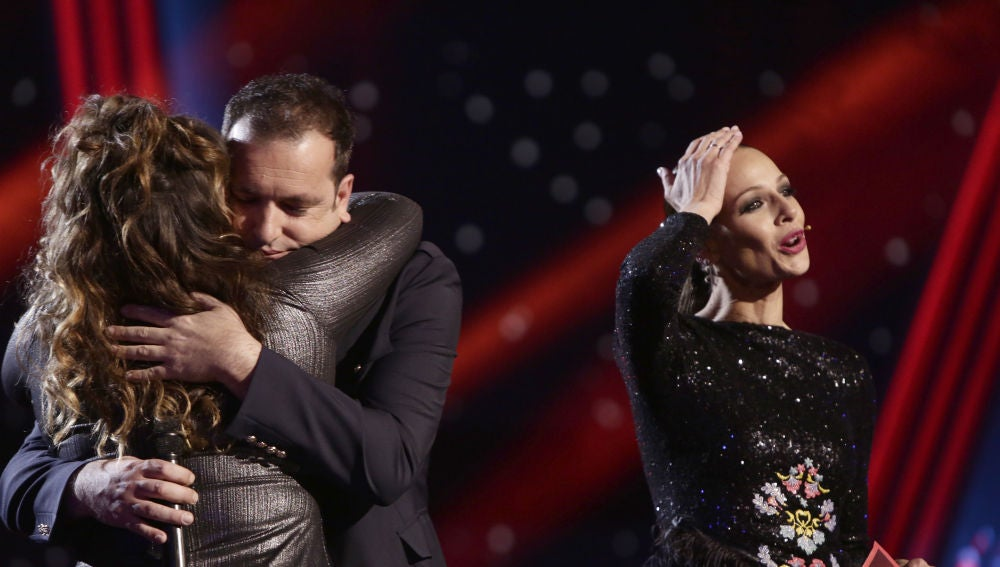 Javi Moya se convierte en semifinalista de 'La Voz'