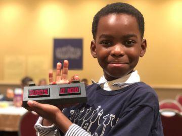 Tanitoluwa Adewumi, el niño refugiado que ha ganado un torneo de ajedrez en Estados Unidos