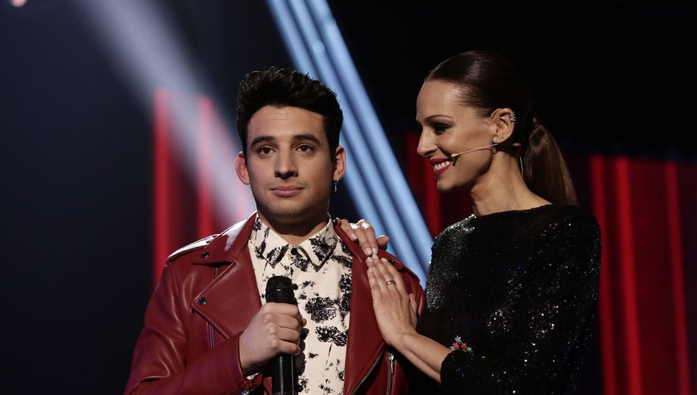 """VÍDEO: uis Fonsi aplaude la actuación de Alex Palomo en los Directos de 'La Voz': """"Pase lo que pase, este es tu comienzo"""""""
