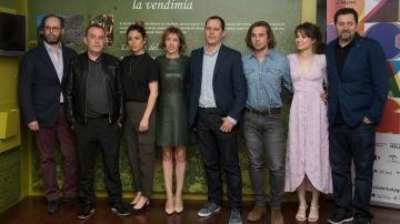 Presentación de El Verano que vivimos en el Festival de Málaga