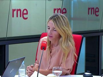 """Cayetana Álvarez de Toledo: """"Iceta no tiene principios, criterio, escrúpulos ni remedio"""""""