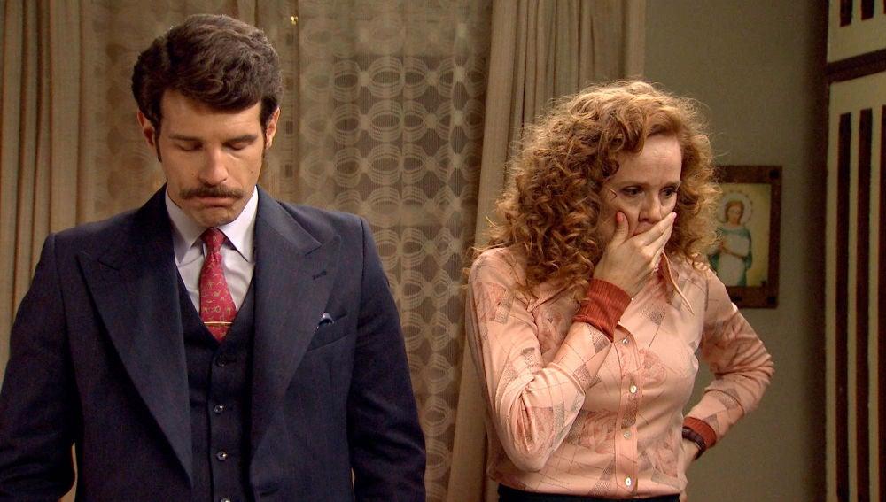 """La relación de Natalia y Carlos, al descubierto: """"Si se entera Gabriel, nos matará"""""""
