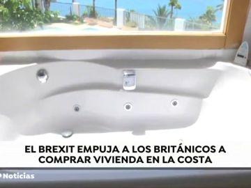 El Brexit empuja a los británicos a comprar vivienda en la costa