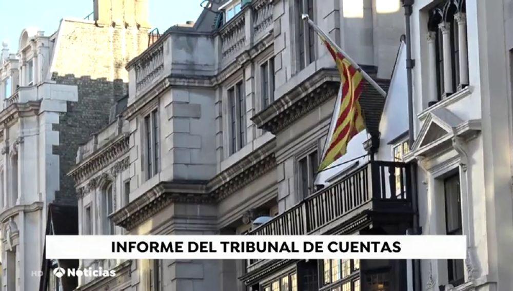El Tribunal de Cuentas detecta que la Generalitat desvío de dinero público para el 'procés'