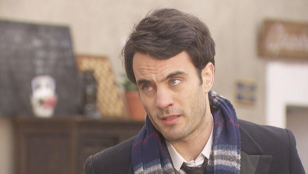 """Álvaro, a Isaac: """"Puedo darle la clave para que se deshaga de Antolina para siempre"""""""