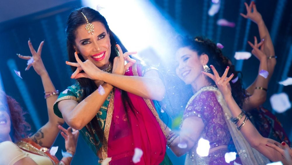 Pilar Rubio trae Bollywood a 'El Hormiguero 3.0' con un espectacular baile