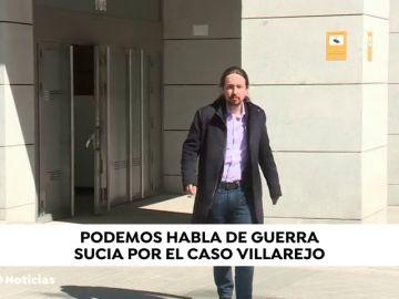 Podemos sugiere que el gobierno de Rajoy estuvo detrás del robo de un móvil para investigarle