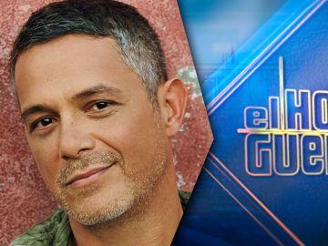 Alejandro Sanz se divertirá en 'El Hormiguero 3.0'
