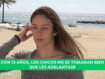 """Marta García, una española en las W Series: """"Es algo histórico, me siento orgullosa"""""""