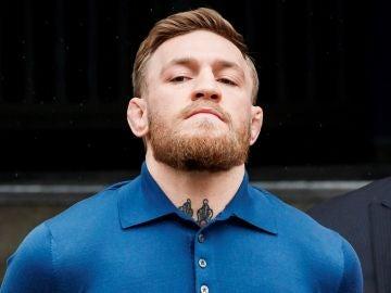El exluchador Conor McGregor