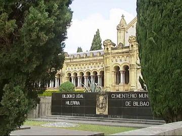 Nichos y panteones, rebajados: la iniciativa del cementerio de Bilbao