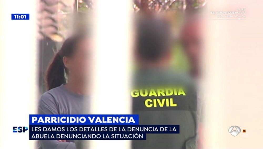 Abuela de los niños asesinados en Godella