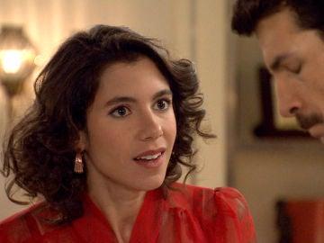 """Carolina a Carlos tras sorprenderle con Natalia: """"Le voy a contar todo a tu hermano"""""""