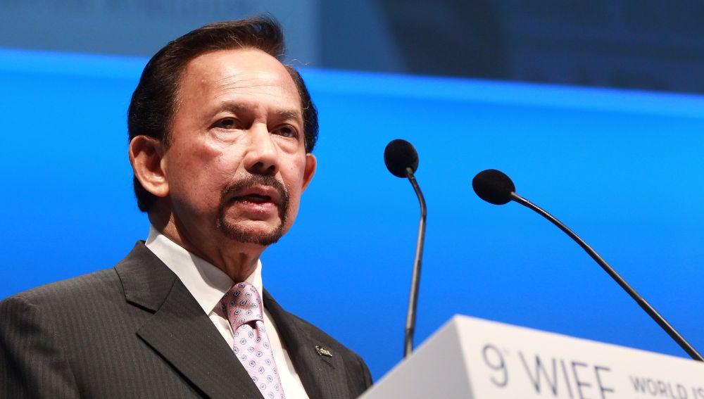 Hassanal Bolkiah, el sultán de Brunéi