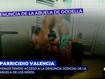 """La abuela de los niños asesinados presuntamente por su madre en Godella: """"Mi yerno me quería denunciar por abusos sexuales al niño"""""""