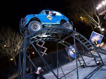 Espectacular reto automovilístico de Walter Franco en 'El Hormiguero 3.0'