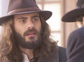 Álvaro revela a un roto Isaac la verdad más desgarradora sobre Antolina