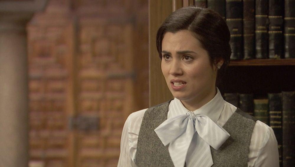 María duda de la marcha de Roberto a pesar de encontrar un pista reveladora