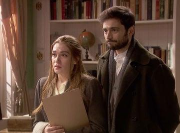 Julieta y Saúl se despiden después de informar sobre su triste final en Puente Viejo