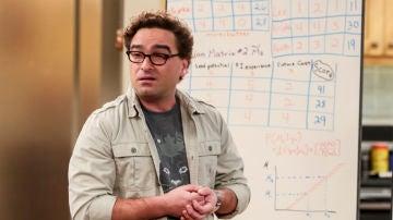 Johnny Galecki en 'The Big Bang Theory'