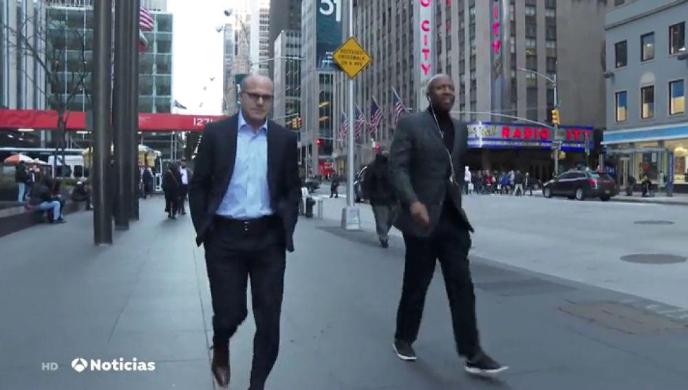 Wall Street se 'afloja' la corbata