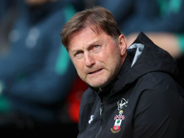Ralph Hasenhuttl, entrenador del Southampton