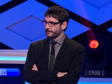 """La 'decepción' de Juanra Bonet con 'Los Lobos': """"Habéis suspendido en Antena 3"""""""