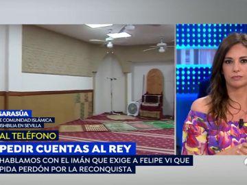 Mariló Montero en 'Espejo Público'