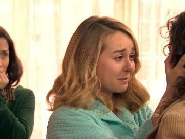 Amelia y Luisita se reencuentran tras pasar el día más horrible de su vida