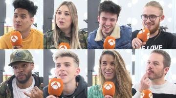 Los talents de 'La Voz' ponen a prueba sus conocimientos sobre sus compañeros