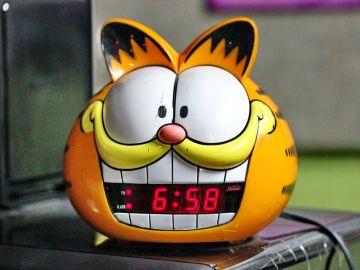 Despertador de Garfield