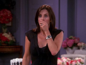 Mónica Geller en 'Friends'