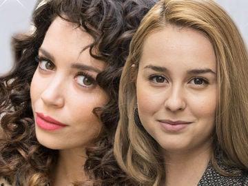 Carol Rovira y Paula Usero son Amelia y Luisita en 'Amar es para siempre'
