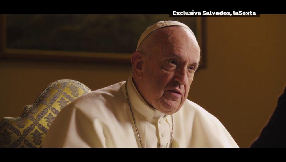 """El Papa pide tiempo a las víctimas de abusos sexuales en la Iglesia: """"Si yo hubiera ahorcado 100 curas en la plaza dirían '¡Qué bien!'"""""""