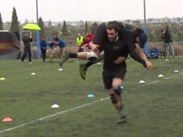 Policía Nacional y Ejército participan en sus particulares Juegos
