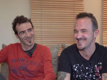 Sebastián Ochoa y Raúl Vázquez, concursantes de 'Masters de la reforma', a cabezazos sobre sus virtudes y defectos