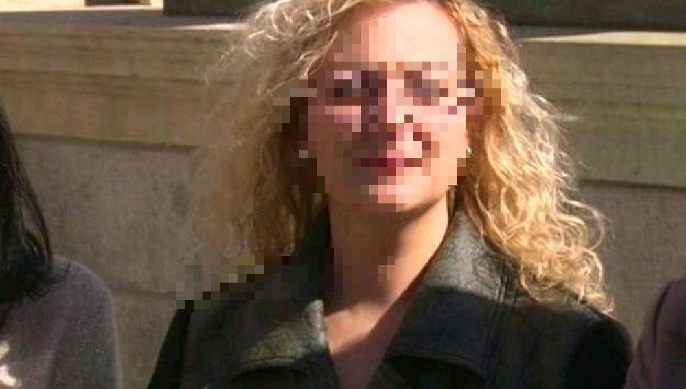 Detenida acusada de secuestrar a su hijo