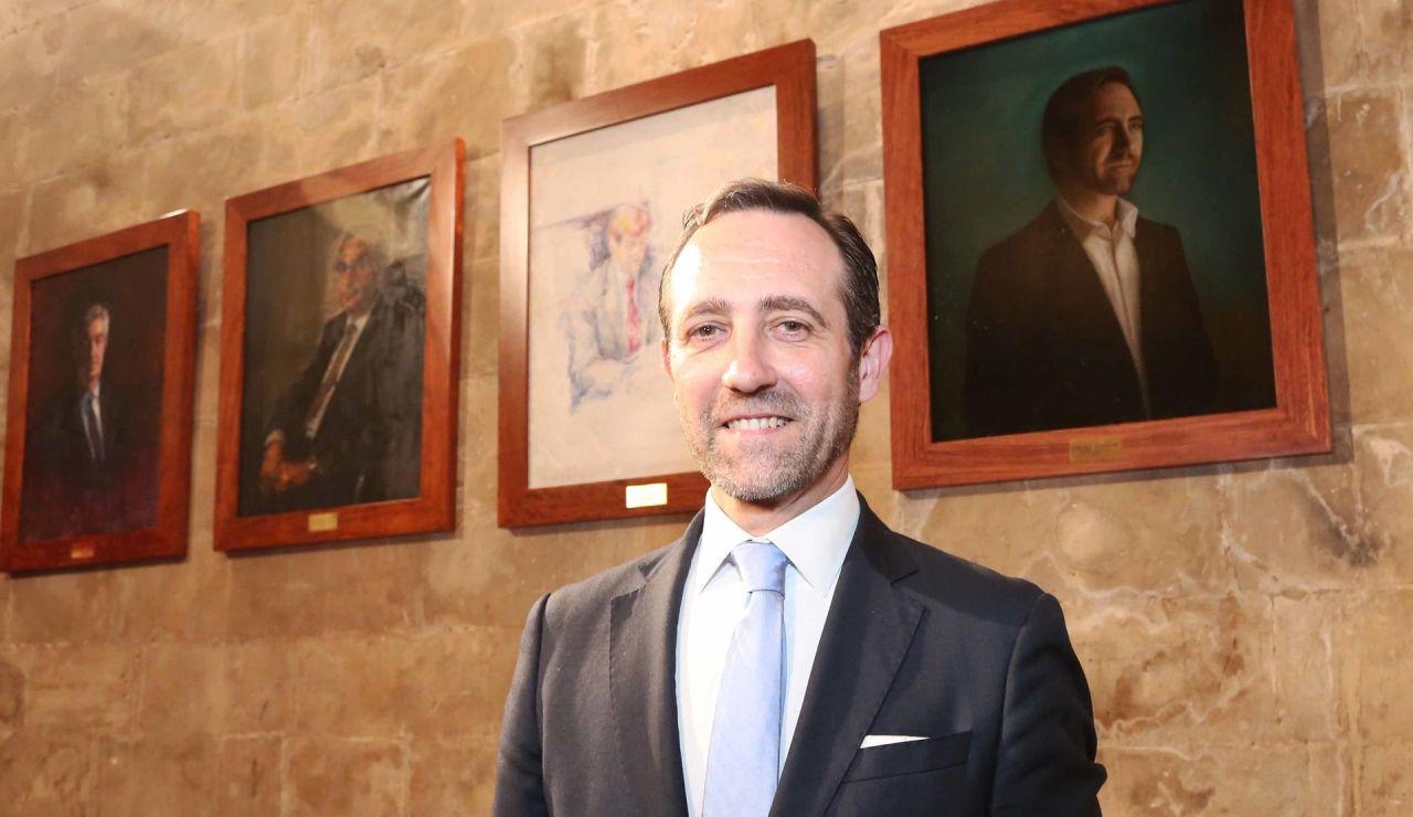 José Ramón Bauzá, expresidente del Govern y del PP balear