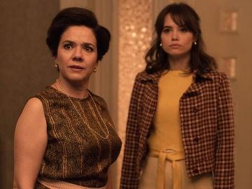 Un nuevo enfrentamiento entre Maribel y Elisa complica la situación familiar