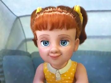 Gabby, una de las villanas de 'Toy Story 4'
