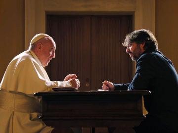 La entrevista de 'Salvados' al Papa Francisco