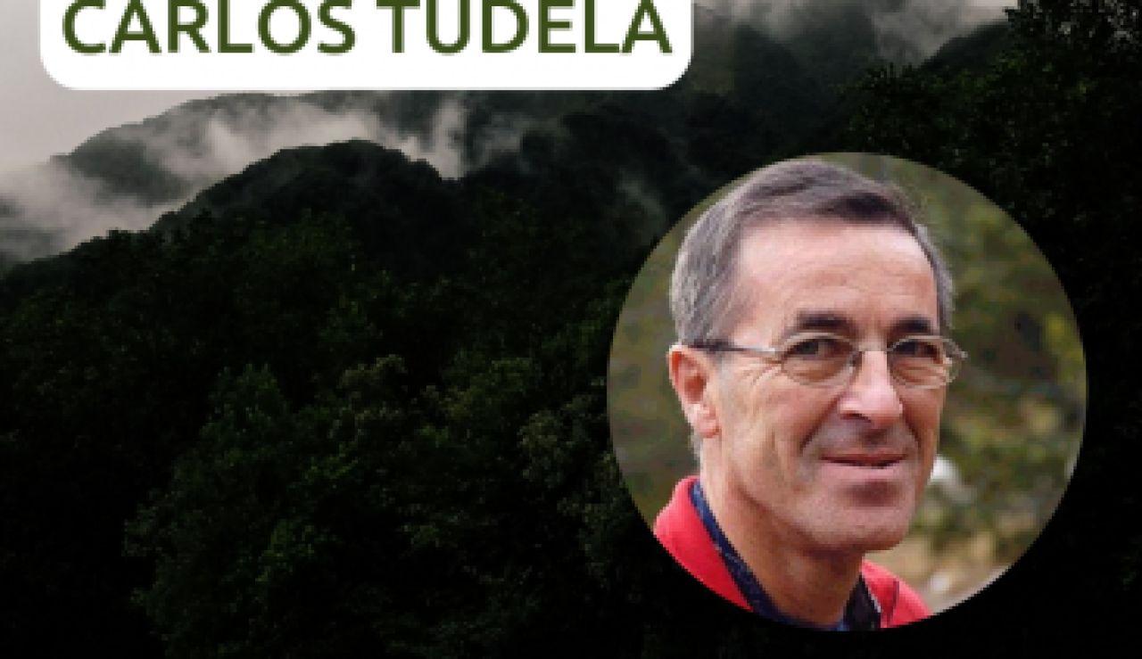 Imagen del alpinista Carlos Tudela