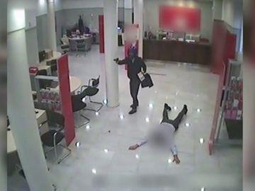 Detenido un violento atracador de bancos y furgones blindados en Barcelona